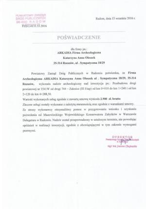 Powiatowy Zarząd Dróg Publicznych w Radomiu