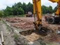 Nadzór archeologiczny nad budową salonu samochodowego Opel w Gliwicach (3)