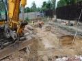 Nadzór archeologiczny nad budową salonu samochodowego Opel w Gliwicach (5)