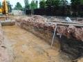 Nadzór archeologiczny nad budową salonu samochodowego Opel w Gliwicach (8)
