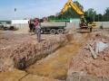 Nadzór archeologiczny nad budową salonu samochodowego Opel w Gliwicach