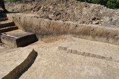 Grodzisko Dolne prace archeologiczne