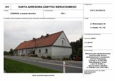 Kotliszowice - czworak w zespole dworskim