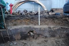 Tyczyn nadzór archeologiczny