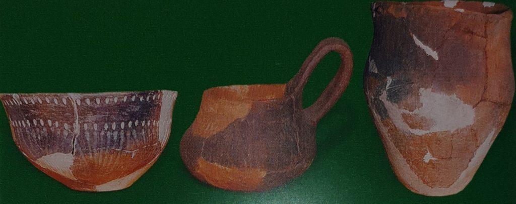 Ceramika badeńska z Nowej Huty