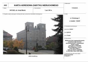 RATUSZ-ob.-Urząd-Miasta-Toszek