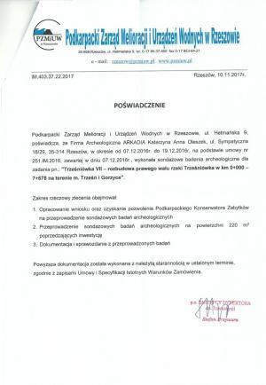 Podkarpacki Zarząd Melioracji i Urządzeń Wodnych w Rzeszowie