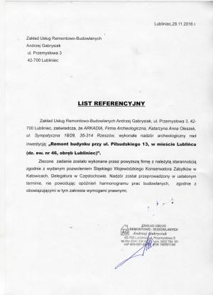 Zakład Usług Remontowo-Budowlanych Andrzej Gabrysiak